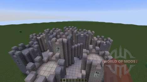 Castle Venrok pour Minecraft