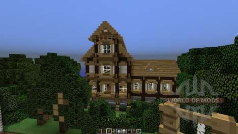 Medieval Manor pour Minecraft