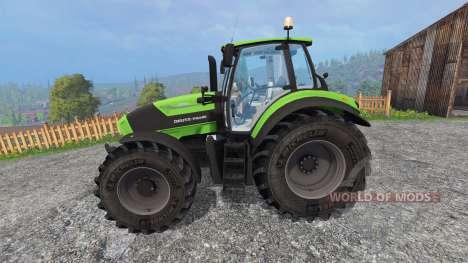 Deutz-Fahr Agrotron 7250 TTV v4.0 pour Farming Simulator 2015