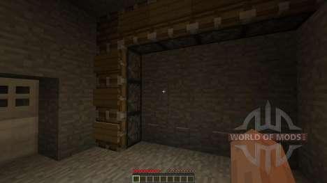 Jail Escape pour Minecraft