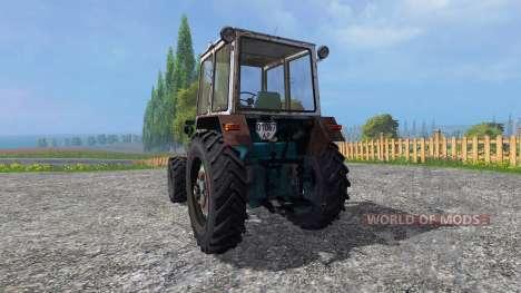 UMZ-CL v2.1 4x4 pour Farming Simulator 2015