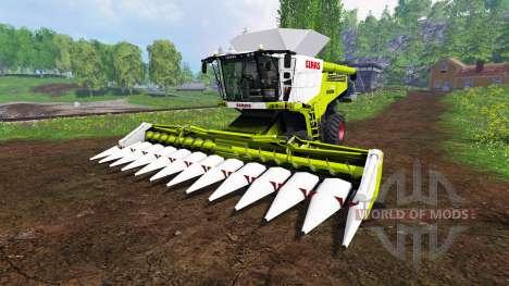 CLAAS Lexion 780TT für Farming Simulator 2015