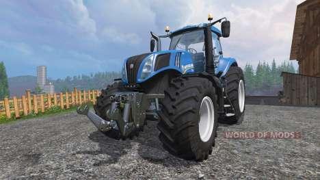 New Holland T8.320 [edit] für Farming Simulator 2015