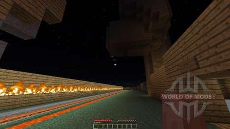 Theme Park O DOOM pour Minecraft