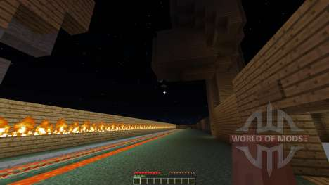 Theme Park O DOOM für Minecraft