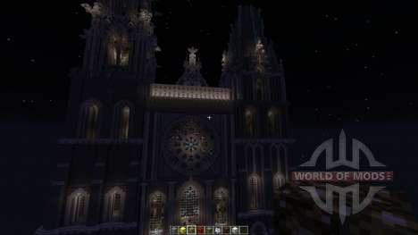 Chartres Cathedral pour Minecraft