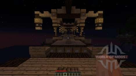 Aurora Roller Coaster pour Minecraft