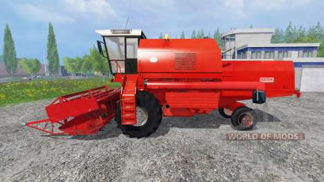 Bizon Z058 v1.1 pour Farming Simulator 2015