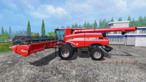 Case IH Axial Flow 9230 [twin wheels] v1.1 pour Farming Simulator 2015