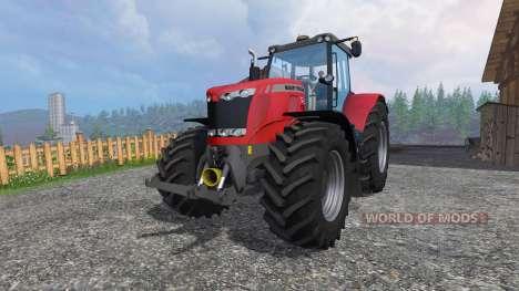 Massey Ferguson 7626 für Farming Simulator 2015
