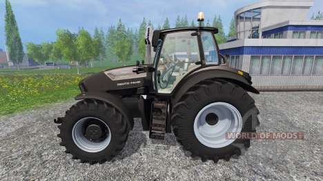 Deutz-Fahr Agrotron 7250 [warrior] v2.1 pour Farming Simulator 2015