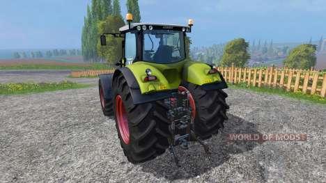 CLAAS Axion 950 v1.2 pour Farming Simulator 2015