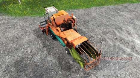 Jenissei-1200 für Farming Simulator 2015