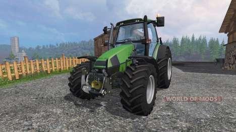 Deutz-Fahr Agrotron 120 Mk3 pour Farming Simulator 2015