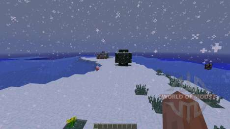 SMALL ISLAND IN HE ARCTIC OCEAN pour Minecraft