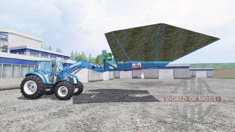 Estupina Paraguas v2.0 pour Farming Simulator 2015