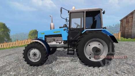 MTZ-W pour Farming Simulator 2015