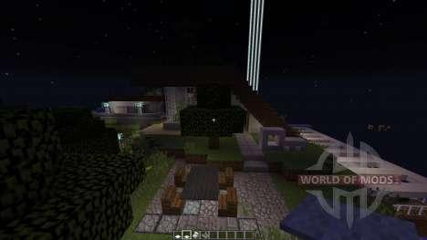 Unmei Modern Minimalist Home für Minecraft