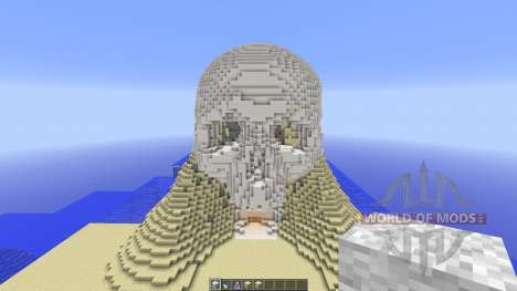 Skull Mountain Restaurant für Minecraft
