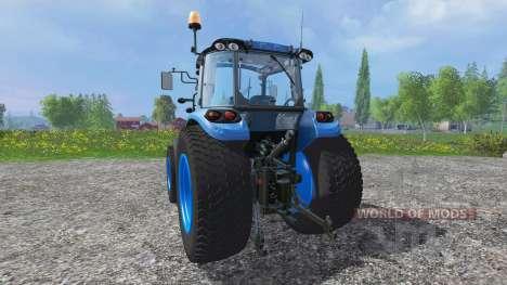 New Holland T4.105 für Farming Simulator 2015
