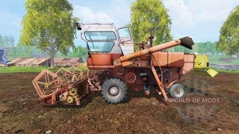 SK-5 Niva [modifier] pour Farming Simulator 2015