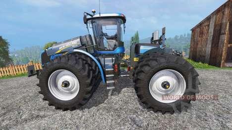 New Holland T9.560 DuelWheel v2.5 für Farming Simulator 2015