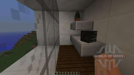 Contemporary Concept Home pour Minecraft