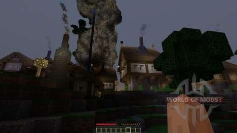 Jungle Island Nice map für Minecraft