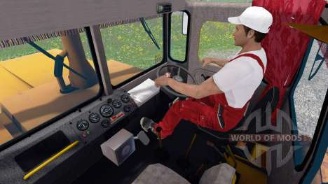 K-700A v1 Kirovets.1 für Farming Simulator 2015