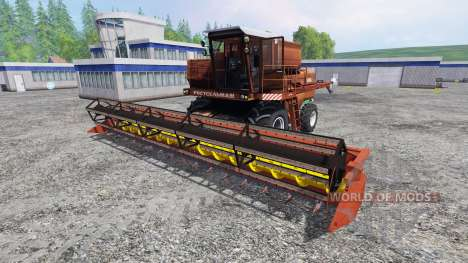 Don-1500 für Farming Simulator 2015