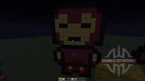 Pixel ART für Minecraft