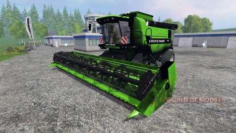 Deutz-Fahr 7545 RTS pour Farming Simulator 2015