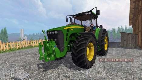 John Deere 8530 [edit] für Farming Simulator 2015