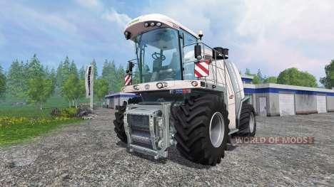Krone Big X 1100 [30k] [retexture] pour Farming Simulator 2015