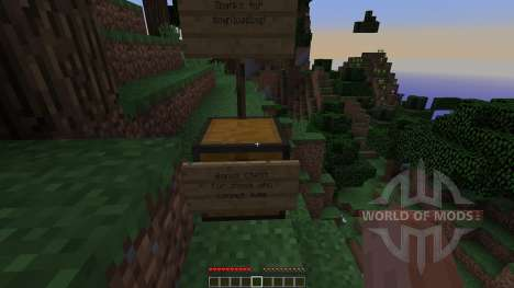 Jump Restricted pour Minecraft
