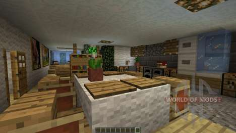 Ikehorn pour Minecraft