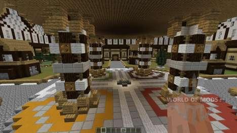 Lobby pour Minecraft