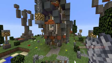 Islands pour Minecraft