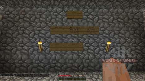 AvoidDeath pour Minecraft