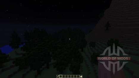 Skyrim map für Minecraft