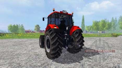 Zetor Forterra 135 HSX für Farming Simulator 2015