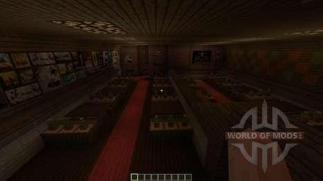 A Restaurant für Minecraft