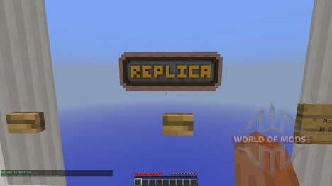 Replica How fast can you copy a picture für Minecraft