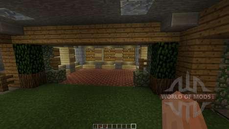 UnderGround Base pour Minecraft