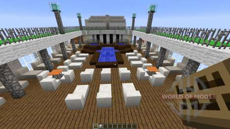 Cruise Ship Silver Cloud für Minecraft