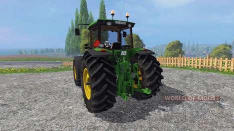 John Deere 8530 [edit] pour Farming Simulator 2015