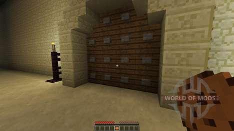 Courtyard of Death für Minecraft