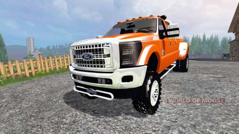 Ford F-450 v0.92 pour Farming Simulator 2015