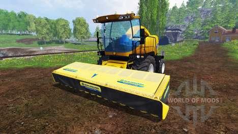 New Holland FR 9090 v1.1 pour Farming Simulator 2015