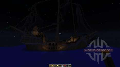 Pirates Ship für Minecraft